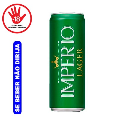 Cerv Imperio Lager Lt 350ml