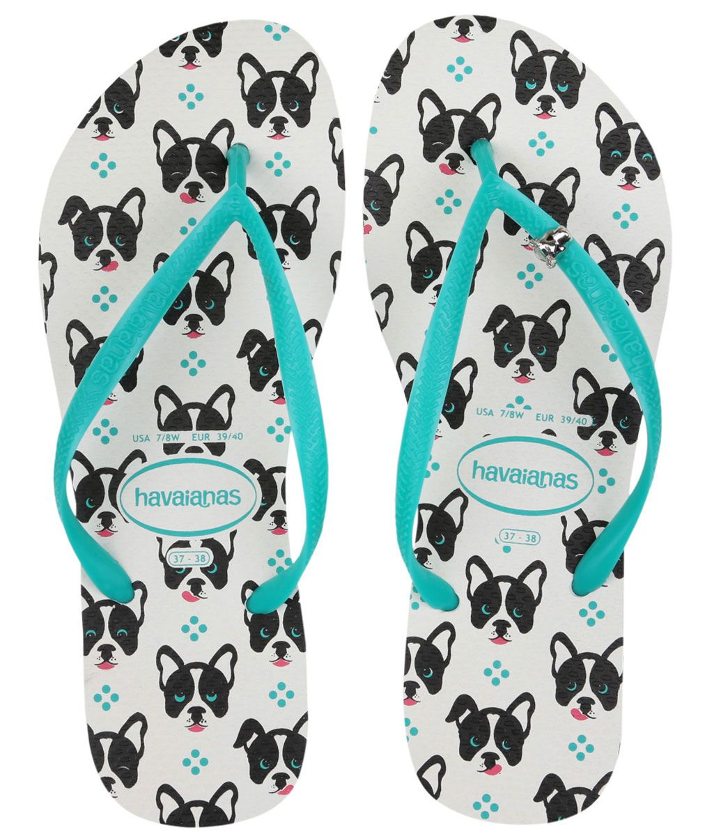 Chinelo Havaianas Slim Animal Cn Par