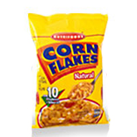 Corn Flakes NUTRI FOODS Natural  Pacote-200g