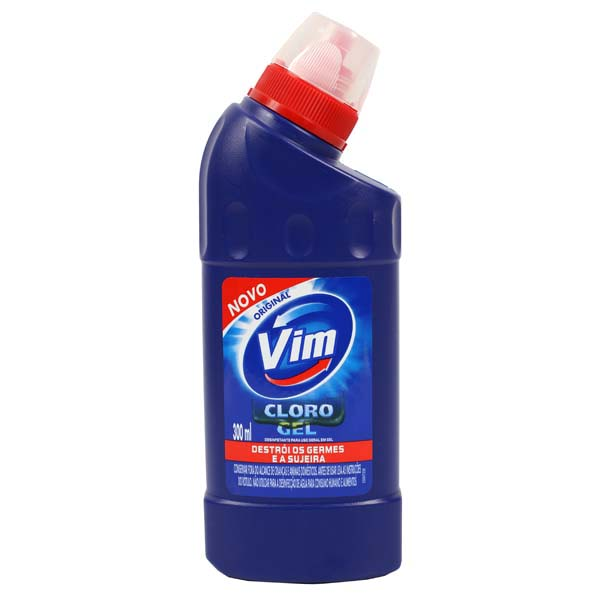 Limpador VIM Cloro Original 300ml