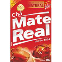 Chá Mate REAL 100g