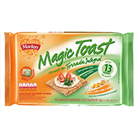 Torrada MARILAN Magic Toast Integral 150g