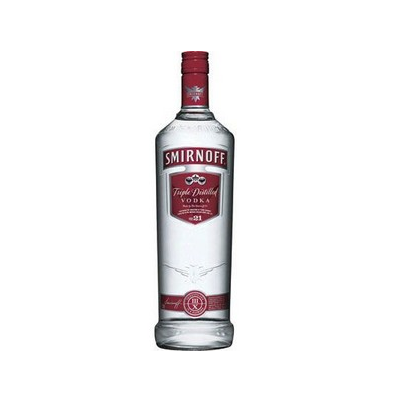 Vodka SMIRNOFF Red Garrafa 600ml