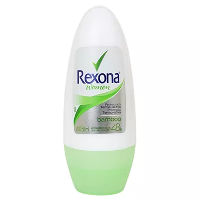 Desodorante REXONA Roll-On Women Bamboo 50ml
