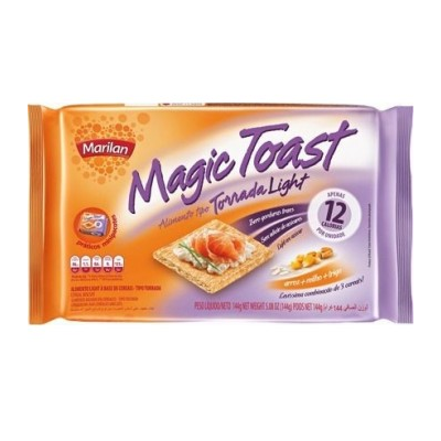 Torrada MARILAN Magic Toast Light 144g