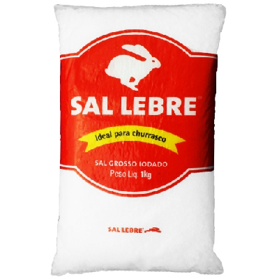 Sal Grosso LEBRE 1kg