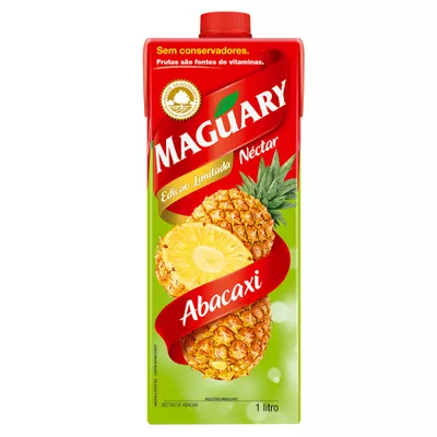 Néctar MAGUARY Abacaxi 1 Litro