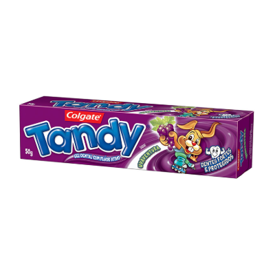 Creme Dental TANDY Uva 50g