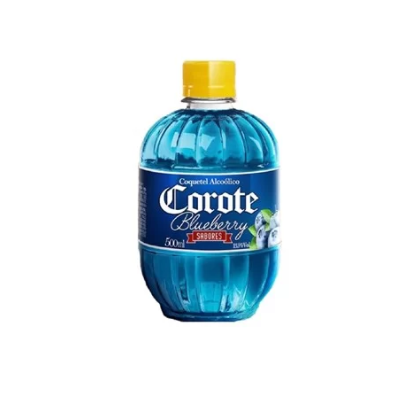 Aguardente COROTE Blueberry 500ml